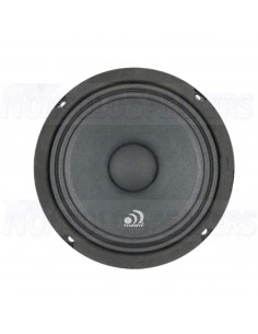 "Massive Audio MB6 - 6.5"" 150 Watt 4 Ohm Mid-Bass Speaker 1 piece"