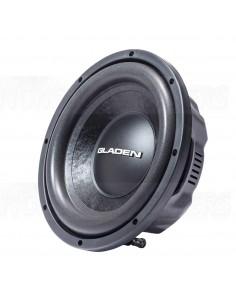 Gladen RS-X 12 Slim subwoofer speakers flat 30cm