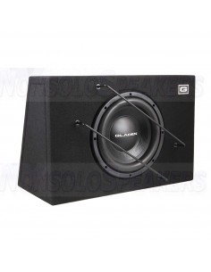 Gladen RS-X 10 SB Subwoofer box speakers 25cm