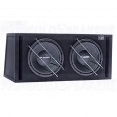 Gladen M 12 VB Dual Subwoofer bass reflex 2x30