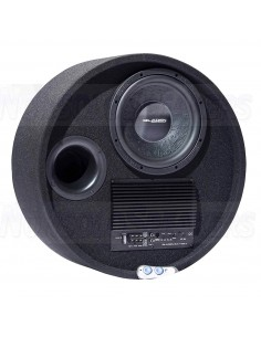 Gladen RS 10 RB Active subwoofer active 25 cm