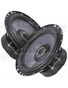 Gladen HG-165SQX-2 16cm woofer speakers
