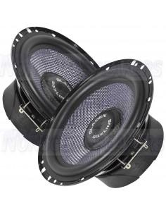 Gladen HG-165SQX-4 16cm woofer speakers