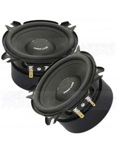 Gladen HG-100Z-3 10cm woofer speakers