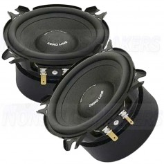 Gladen HG-100Z-3 10cm woofer speakers