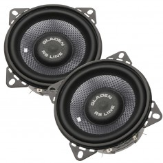 Gladen HG-100RS-3 10cm woofer speakers
