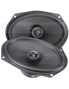 "Morel Maximo Coax 69 6""x9"" 2-way car speakers"