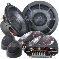 "Morel Virtus 502 5-1/4"" speaker system"