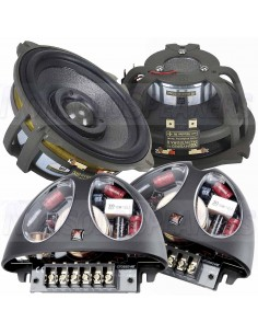 "Morel Hybrid Integra 502 5-1/4"" 2-way speakers"