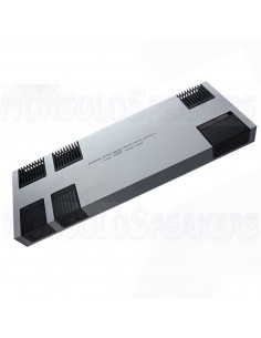 Mosconi AS 200.4 4-channel amplifier 4 ohms silver