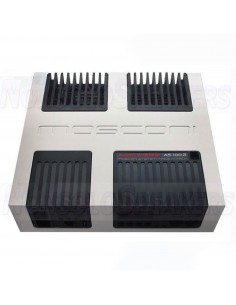 Mosconi AS 100.2 2-channel amplifier 4 ohms silver