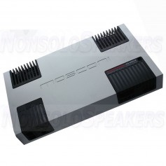 Mosconi AS 200.2 2-channel amplifier 4 ohms silver
