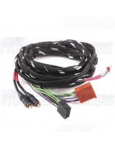 Mosconi Z-PP-ISO-2CH 5m ISO 2-channel Plug & Play wiring 5 m