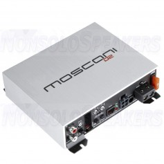 Mosconi D2 500.1 1-channel digital amplifier 1 x 475 watts RMS at 4 ohms