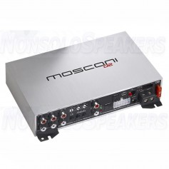 Mosconi D2 80.6 DSP 6-channel DSP amplifier 4-ohm