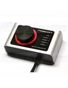 Mosconi-mod-rc-mini Remote control For DSP 6to8, DSP 4to6, D2 DSP