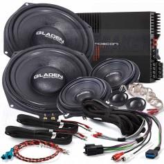 Gladen BOXMORE BMW DSP Extreme BMW premium audio system