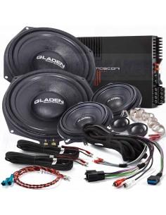 Gladen BOXMORE BMW DSP BMW Premium-Soundystem