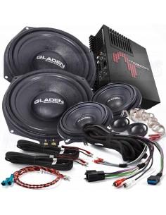 Gladen BOXMORE BMW GT BMW Premium-Soundystem