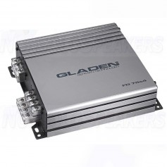 Gladen FD 75c4 4-channel digital amplifier 4 ohms