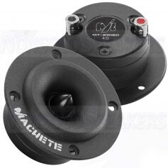 Alphard Machete MT-23NEO tweeter new