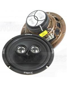 """Xcelsus Audio PRIMUM XP620 6,5"""" coaxial speakers"""