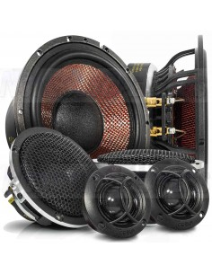"Xcelsus Audio XXM 650.3 6,5"" kit 3 way speakers"