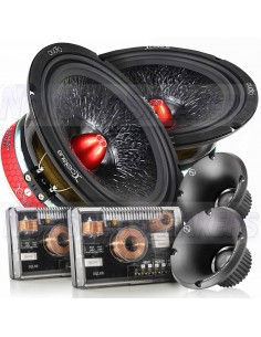 "Xcelsus Audio MAGMA 8.2 SQL 8"" SQL kit 2 way speakers"