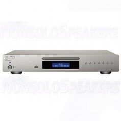 Block C-250 CD-Player Silver New