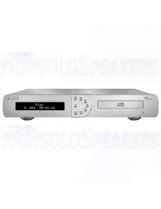 BLOCK C-100 MKII CD-Player Silver New