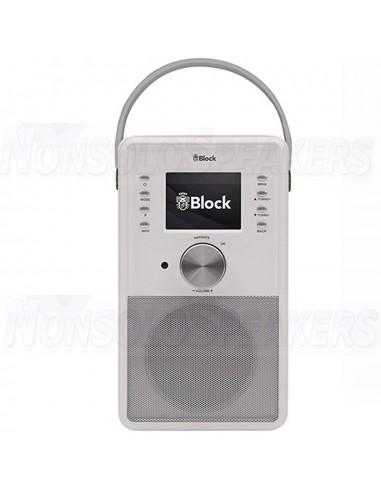 BLOCK CR-10 Connected Radio White