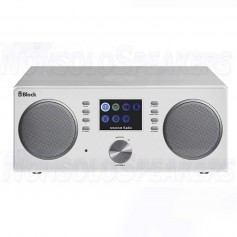 BLOCK CR-20 Internetradio white new