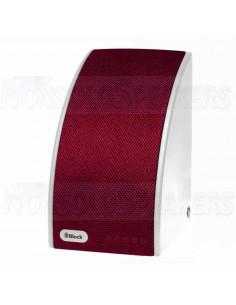 BLOCK SB-50 Multiroom Speaker white/red