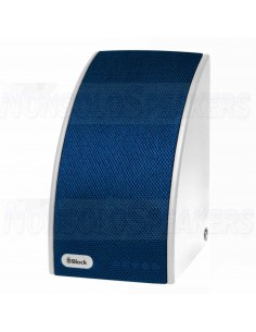 BLOCK SB-50 Multiroom Speaker white/blue
