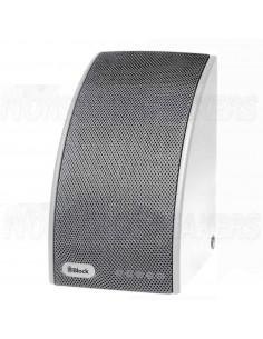 BLOCK SB-50 Multiroom Speaker white/grey