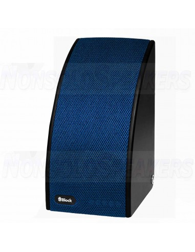 BLOCK SB-100 Multiroom Speaker black/blue
