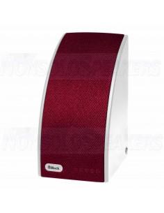 BLOCK SB-100 Multiroom Speaker white/red