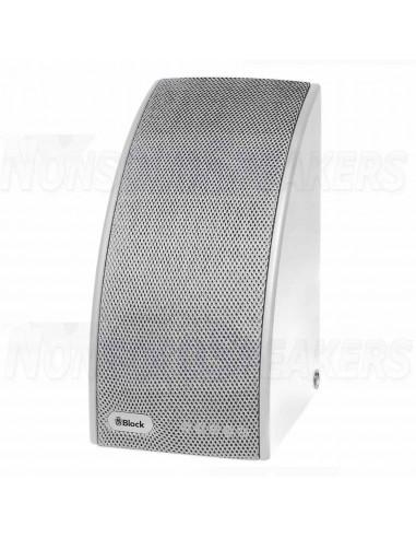 BLOCK SB-100 Multiroom Speaker white/grey