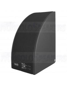BLOCK SB-200 Multiroom Speaker black/red