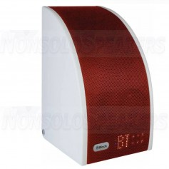 BLOCK SB-200 Multiroom Speaker white/red
