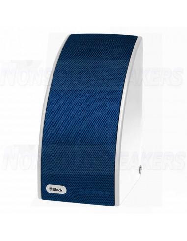 BLOCK SB-200 Multiroom Speaker white/blue