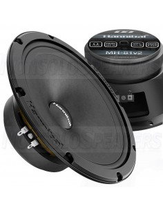 Alphard Hannibal MH-81 v2 midrange speakers