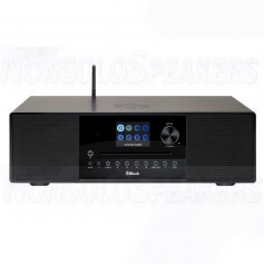 BLOCK AUDIO SR-200 Smartradio Black