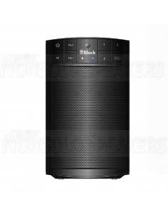 BLOCK AUDIO BLOCK A Multiroom-Networkspeaker Black