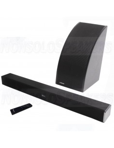 BLOCK AUDIO XB-100 & XS-100 Soundbar & Subwoofer