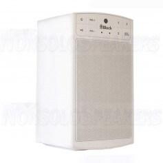 BLOCK AUDIO BLOCK A Multiroom-Networkspeaker White