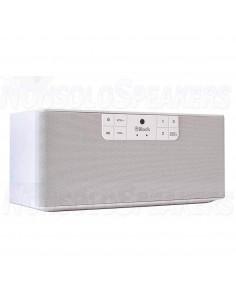 BLOCK AUDIO BLOCK B Multiroom-Networkspeaker White
