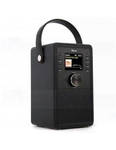 BLOCK AUDIO CR-10ToGo! Portable Connected Radio Black