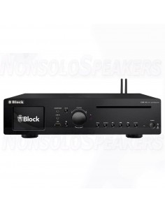 Block CVR-10 CD-Internet-Receiver Amplifier Network