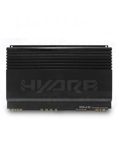 Black Hydra HDA 4.90 Amplifier 4 channels class AB